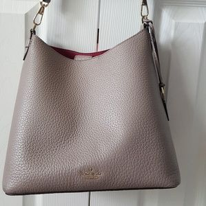 Kate Spade cityscape hobo handbag